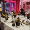 Atelier de Noël marron et or chez Etoile de rose