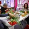 Création du centre de table