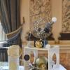Décoration de buffet, hôtel de ville de Troyes