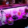 Détails Candy bar lumineux cabaret