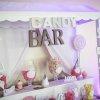 Candy bar décoré