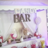 Candy bar baptême