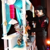 Candy bar et sosie de Mickaël Jackson