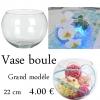 Vase boule grand modèle