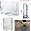 Vase rectangle ou carré