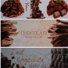 3 tableaux thème chocolat