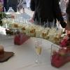 Présentation du vin d\'honneur