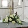 Composition de fleurs pour l'Autel