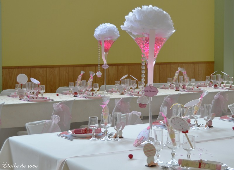 Decoration Theme Gourmandise Of Th Me Gourmandises D 39 Antan Etoile De Rose