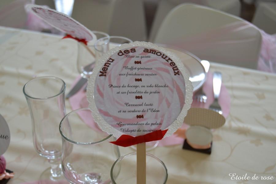 Populaire Thème gourmandises d'antan | Etoile de rose WM46