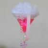 Thème gourmandise, vase martini