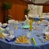 Kiwanis Table thème vacances dans les îles