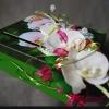 Urne à enveloppes Orchidées
