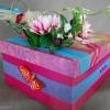 Urne à enveloppes Papillons