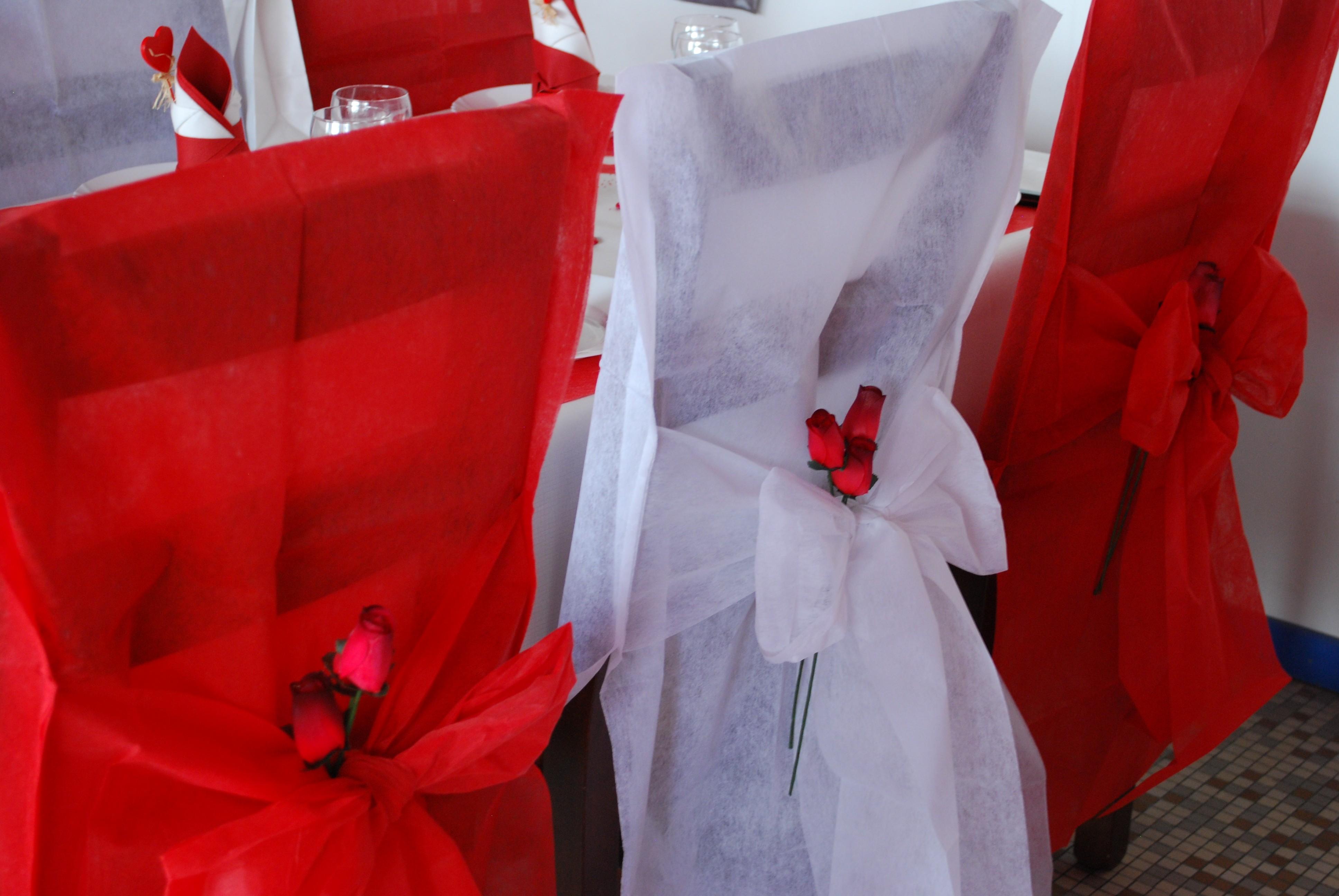 Housse chaise mariage - Location de housse de chaise mariage ...