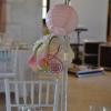 Mariage thème boules japonaises rose bleu vert