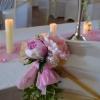 Bouquet de chaises des mariés