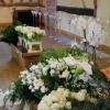 Préparatifs des fleurs naturelles
