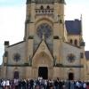 L'église, vue extérieure