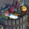 Vitrine Pommes et cidre