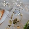 Détail marque place capsule de Champagne