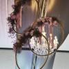 Cerceaux fleuris