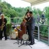 Orchestre du vin d'honneur au Domaine de Vermoise
