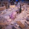Vase forme flute à Champagne
