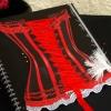 Le livre d'or corset cabaret