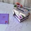 Urne à enveloppes valise