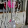 Détail d'une bulle plexiglas