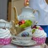 Alice, le thé, le service