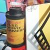Pellicule Kodak géante