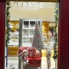 Noël en rouge et argent