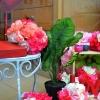 Vitrine de St Valentin Panthère rose
