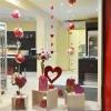 Vitrine de St Valentin