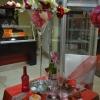 Détail vitrine de St Valentin
