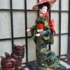 Vitrine voyage en Asie, Geisha