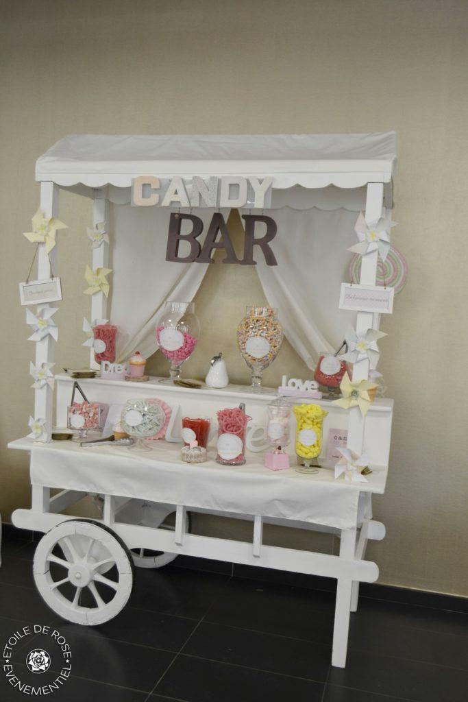 Candy bar personnalisé